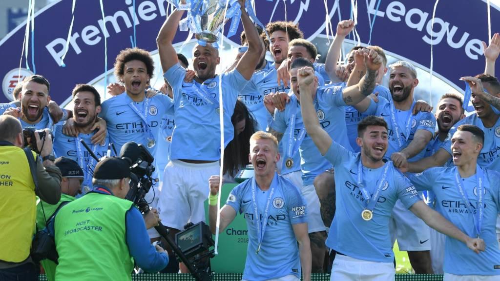Vô địch Premier League, Man City vẫn còn 1 trận đấu quan trọng - Bóng Đá