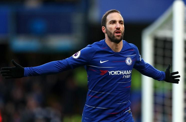 Chelsea chốt xong tương lai Higuain - Bóng Đá