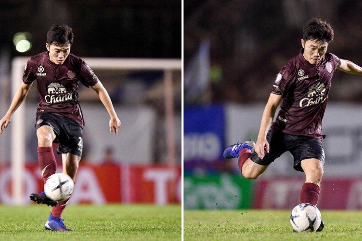 Đang hoà 1-1, Buriram ghi liền 3 bàn khi Xuân Trường vào sân - Bóng Đá