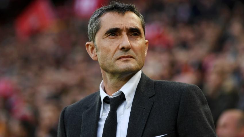 CHÍNH THỨC! Tương lai HLV Valverde tại Barca được định đoạt - Bóng Đá
