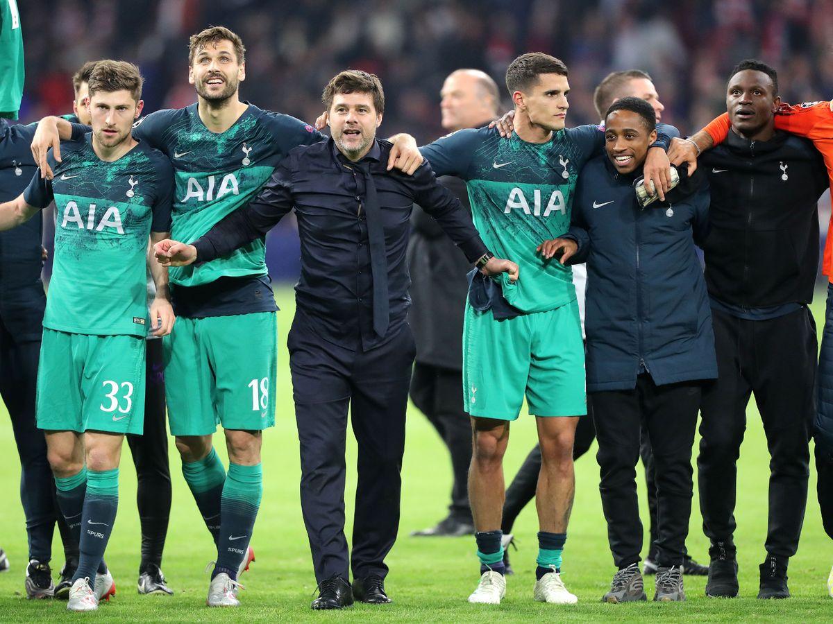 Ảnh Tottenham tập - Bóng Đá