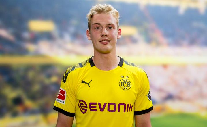Dortmund chiêu mộ Julian Brandt - Bóng Đá