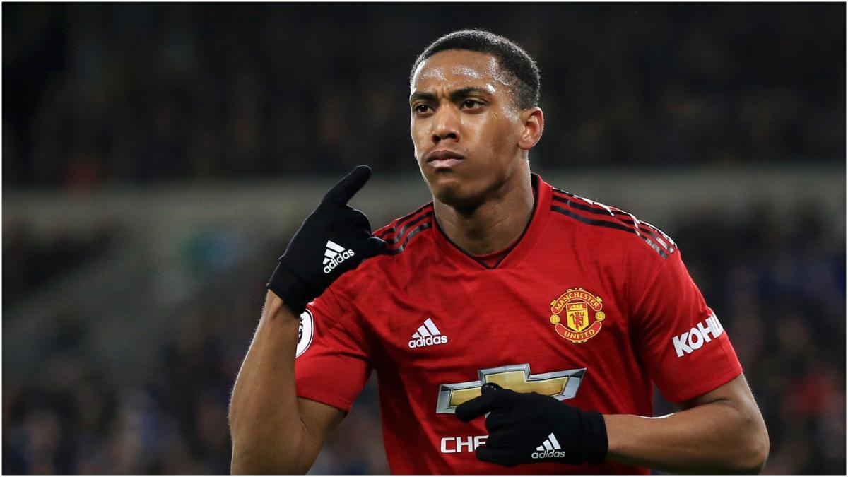 SỐC! Martial là chân sút đáng sợ nhất Premier League - Bóng Đá