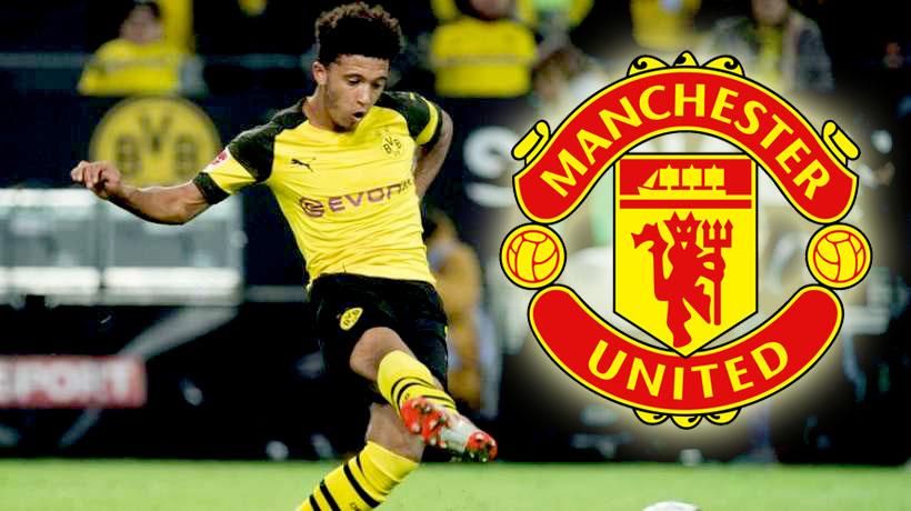 Man Utd chính thức từ bỏ vụ Sancho - Bóng Đá