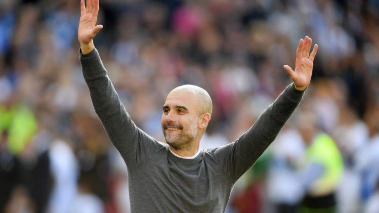 Man City thông báo vụ Pep sang Juventus - Bóng Đá