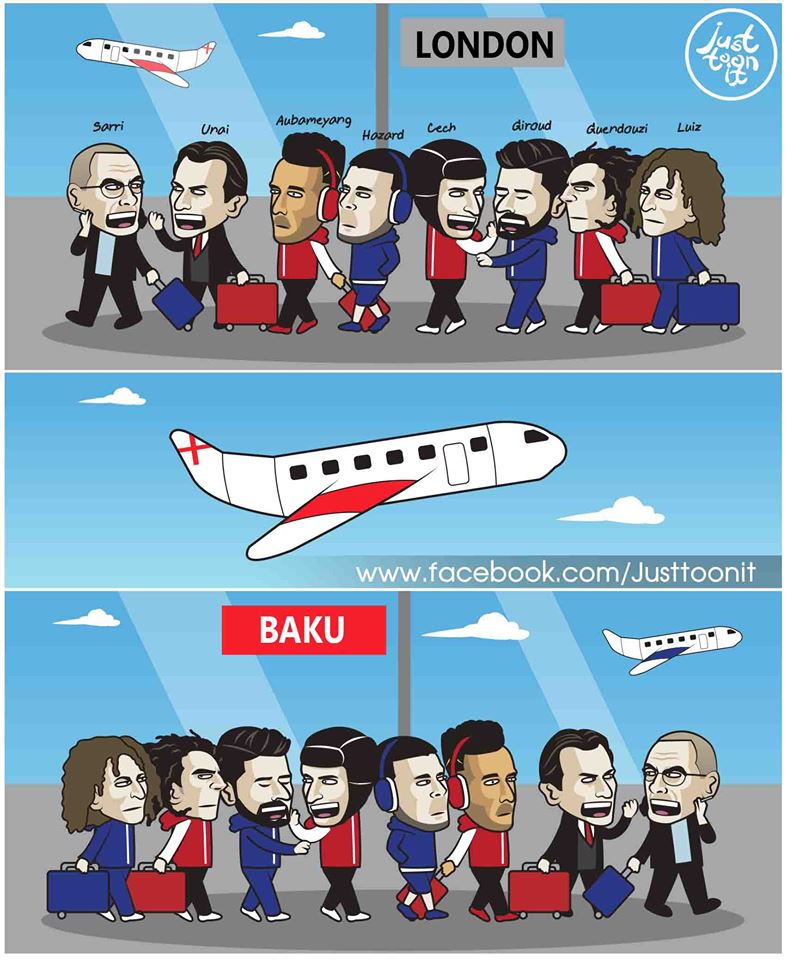 Biếm họa: Bale chơi lầy; Sir Alex du hành thời gian giải cứu M.U - Bóng Đá