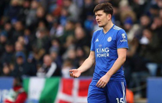 Leicester City ra giá không tưởng bán đứt trung vệ cho Man Utd - Bóng Đá