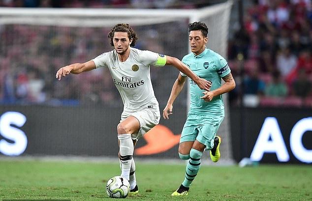 Adrien Rabiot bị cô lập tại PSG nhưng có thể là bản hợp đồng mùa giải của Man Utd - Bóng Đá