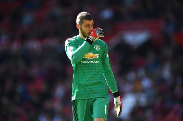Điều kiện De Gea ở lại Man Utd được hé lộ - Bóng Đá