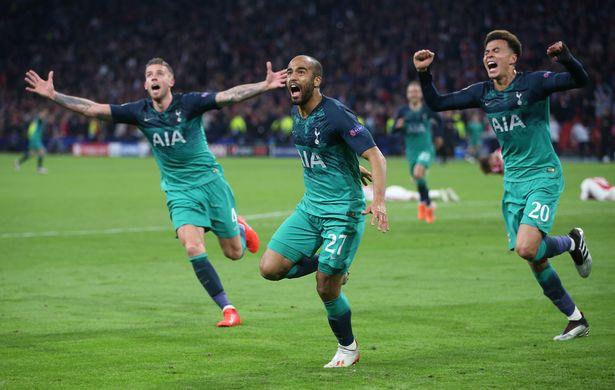 Tottenham và Pochettino mắc sai lầm lớn sau bàn thắng nghẹt thở của Moura vs Ajax - Bóng Đá