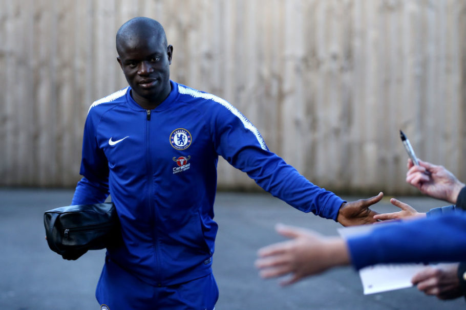 Chelsea nguy to! Kante dính chấn thương, có thể lỡ đại chiến Arsenal - Bóng Đá