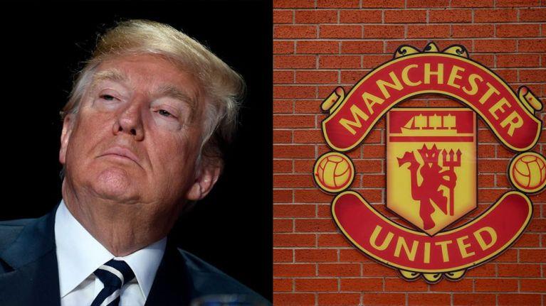 Tin được không? Donald Trump đã muốn mua đứt Man Utd - Bóng Đá