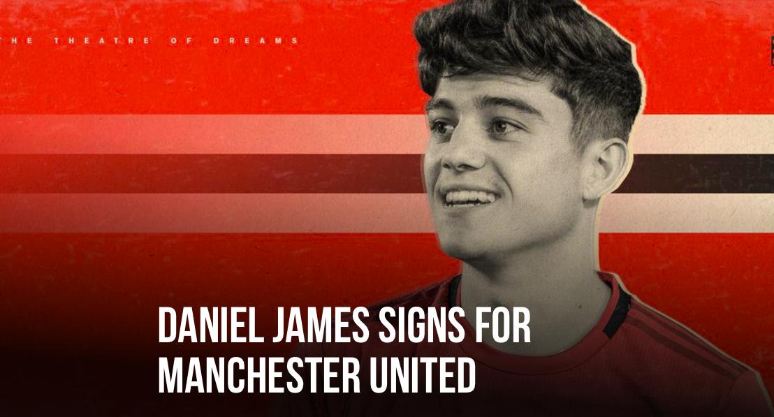 Chính thức: James ra mắt Man Utd - Bóng Đá