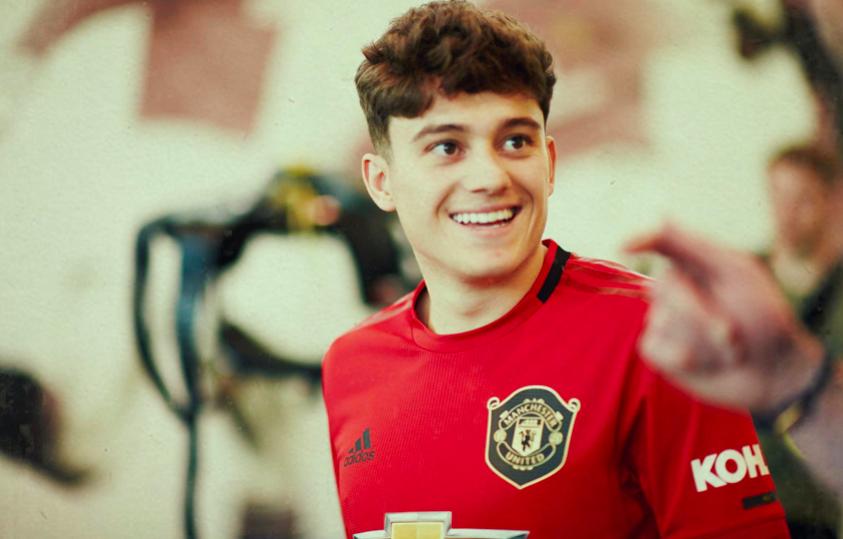 Chùm ảnh: Daniel James ra mắt Man United - Bóng Đá
