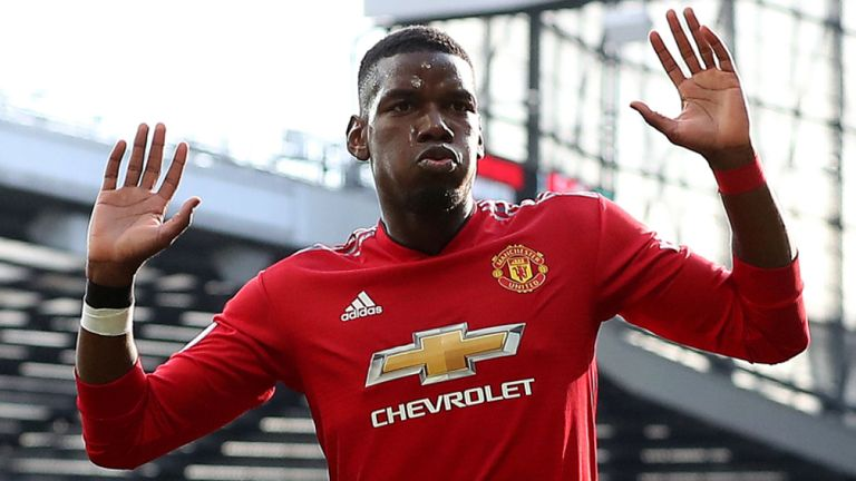Pogba 'ready to revolt' at Man Utd - Bóng Đá