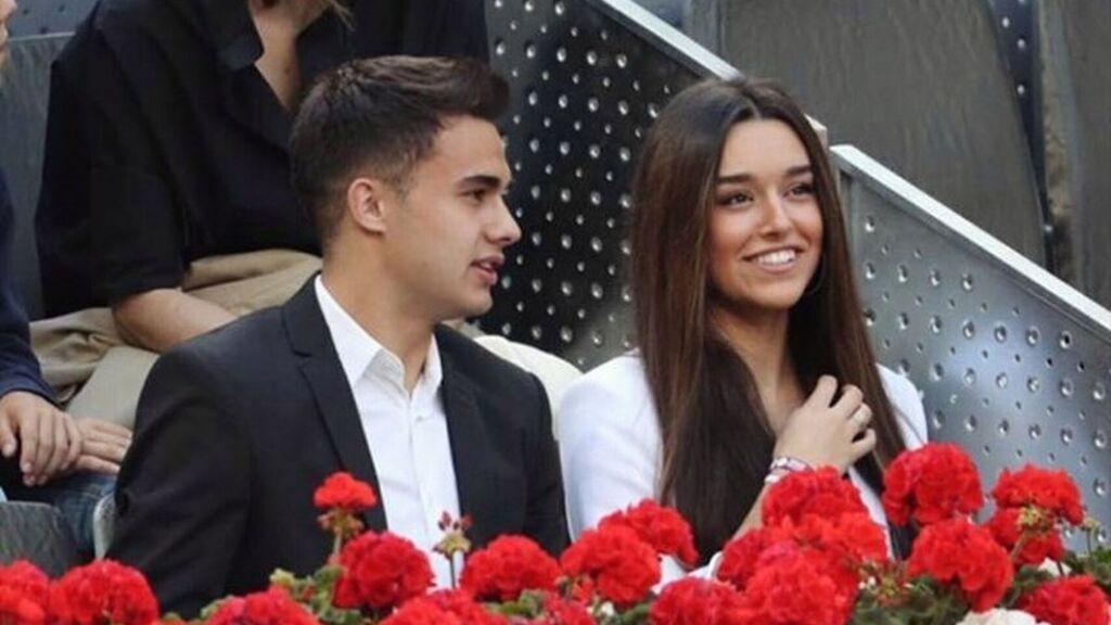 Người tình xinh ngất ngây của sao trẻ Real Madrid - Bóng Đá