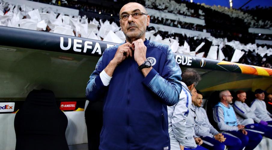Maurizio Sarri kết thúc hành trình ngắn ngủi 1 năm ở Chelsea - Bóng Đá