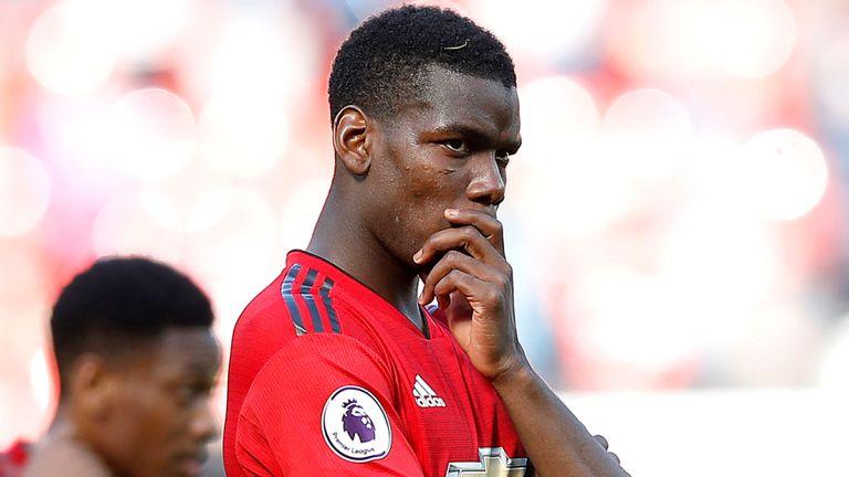 Pogba wants 'new challenge,' United won't sell - Bóng Đá