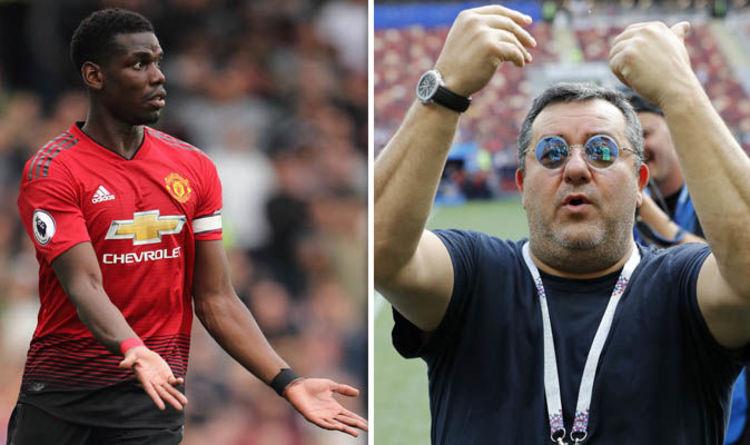 Cuộc chiến Man Utd vs Real: Ai thắng trong vụ Pogba? - Bóng Đá