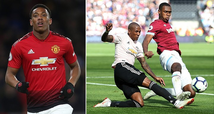 West Ham ask for Anthony Martial as part of deal to take defender Issa Diop to Manchester United - Bóng Đá