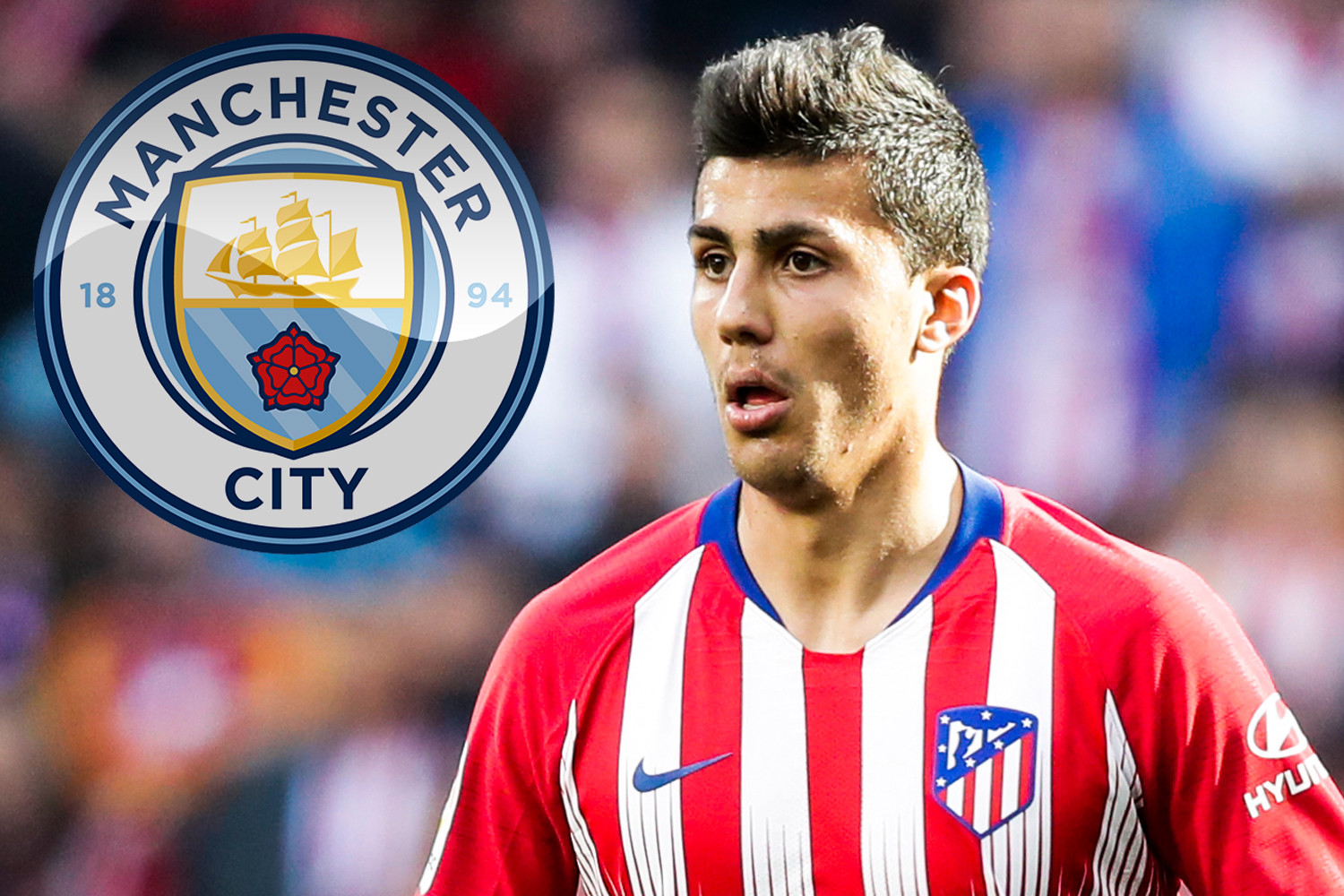 Manchester City set to seal £62.5m deal for Rodri after he tells Atletico Madrid that he wants out - Bóng Đá