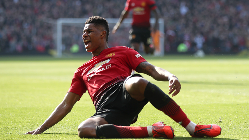 Marcus Rashford set to sign new long-term Manchester United contract - Bóng Đá