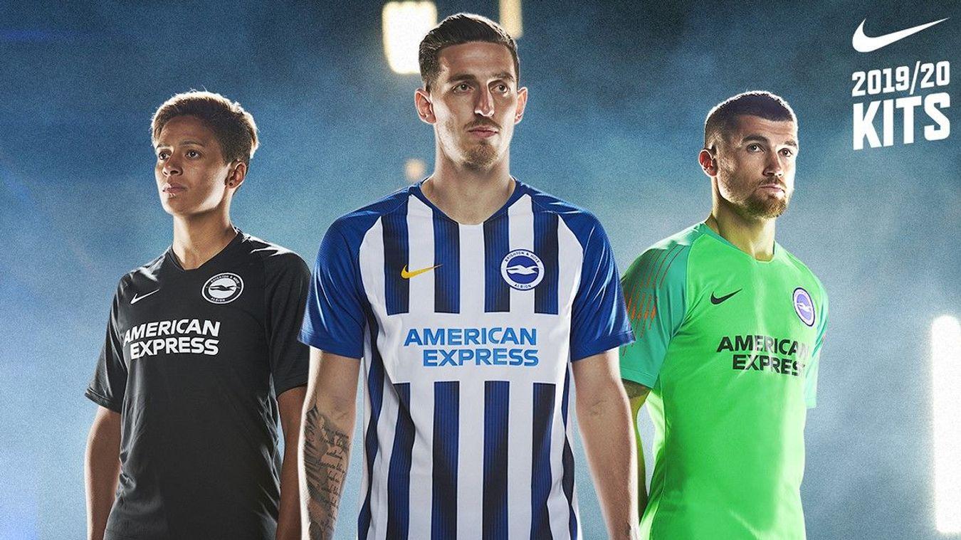 Premier League kits for 2019/20 - Bóng Đá