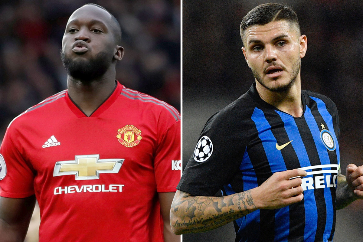 Manchester United open to signing Inter star Mauro Icardi as part of Romelu Lukaku transfer - Bóng Đá