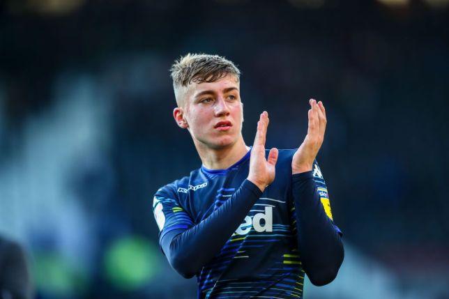 Tottenham closing in on transfer deal for Leeds United starlet Jack Clarke - Bóng Đá