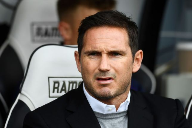 Chelsea get permission from Derby to speak to Frank Lampard - Bóng Đá