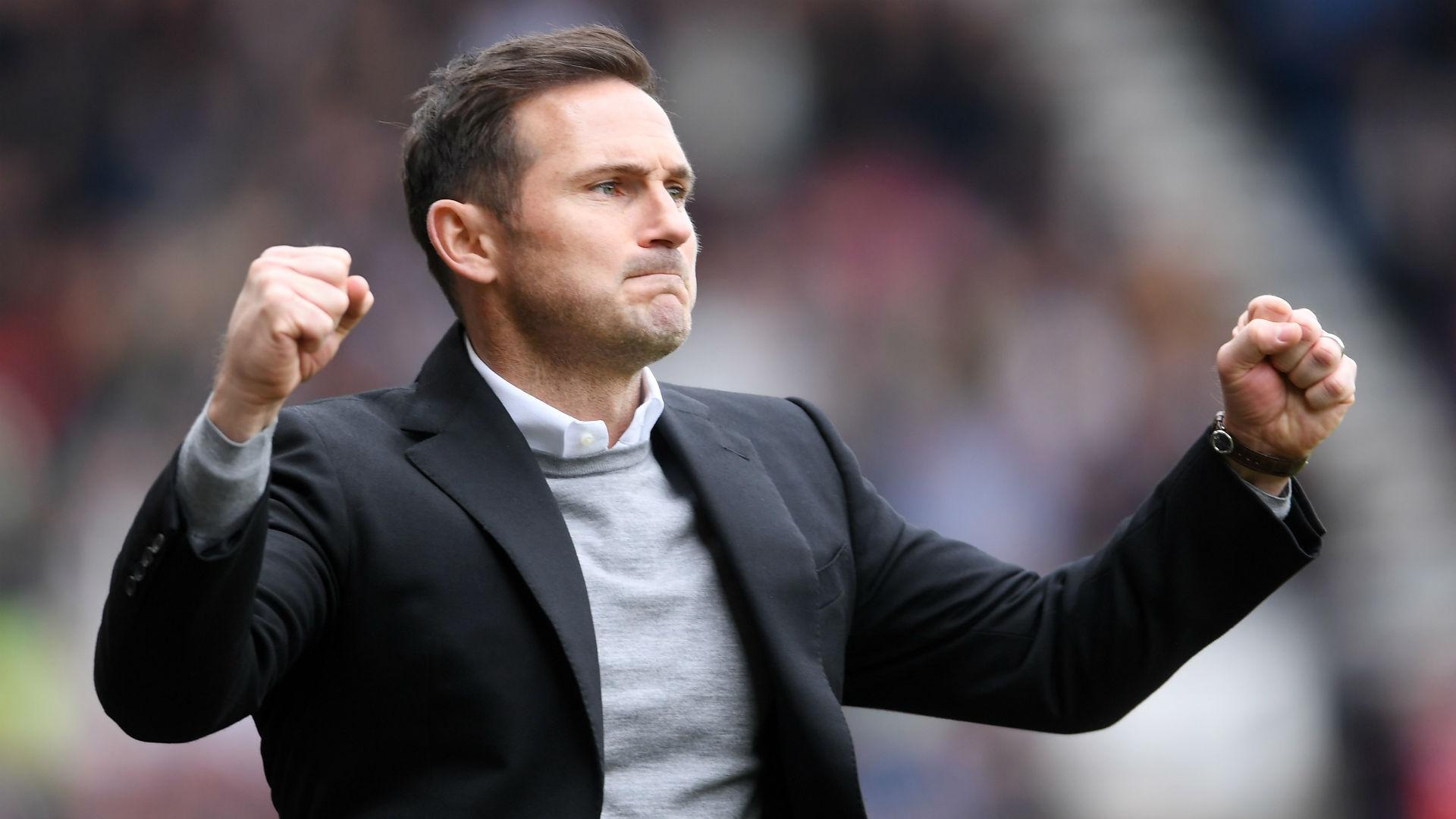 CHÍNH THỨC! Derby xác nhận, Lampard chờ ra mắt Chelsea - Bóng Đá