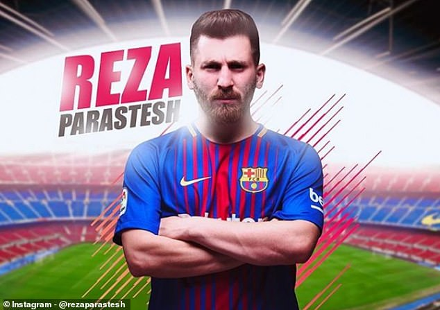 Lionel Messi look-alike denies conning 23 women into sleeping with him after allegedly using the identity of the Barcelona star - Bóng Đá