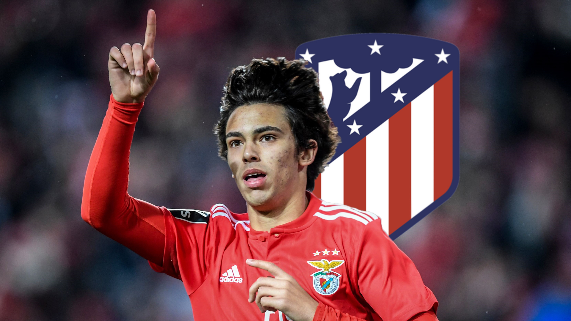 Benfica announce Joao Felix is joining Atletico Madrid - Bóng Đá