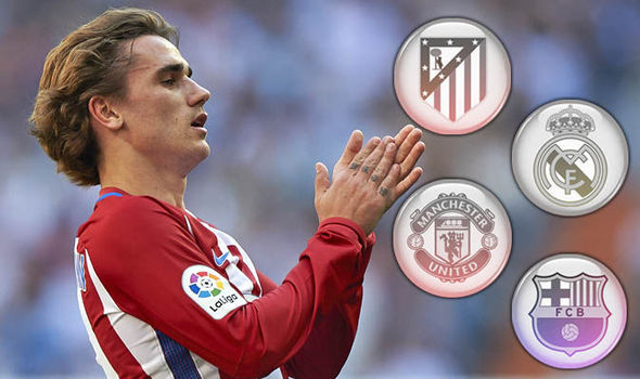 Antoine Griezmann edges closer to Barcelona move after 'agreeing five-year £15million deal' - Bóng Đá