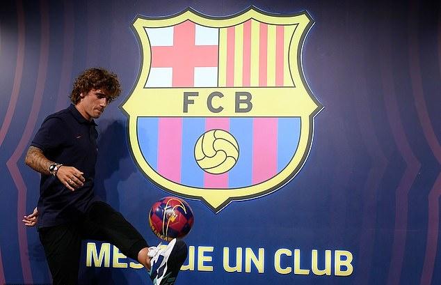 Griezmann tới Barca kiểm tra y tế, Messi thì ở nơi đâu? - Bóng Đá