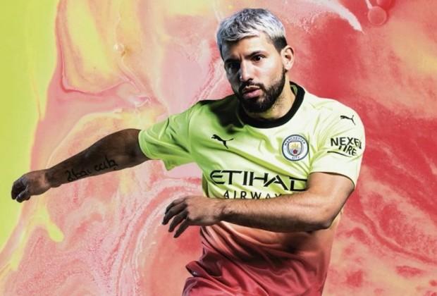 Man City tung áo đấu mới - Bóng Đá