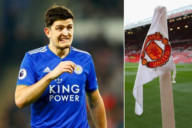 What Man Utd have offered Harry Maguire per week as bid tabled for Leicester star - Bóng Đá