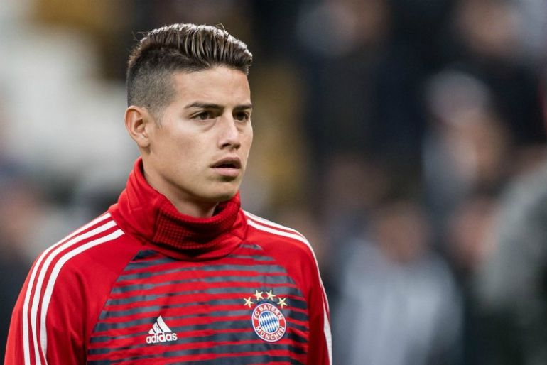 Real Madrid agree sensational €50m deal to sell star to rivals James Rodriguez - Bóng Đá