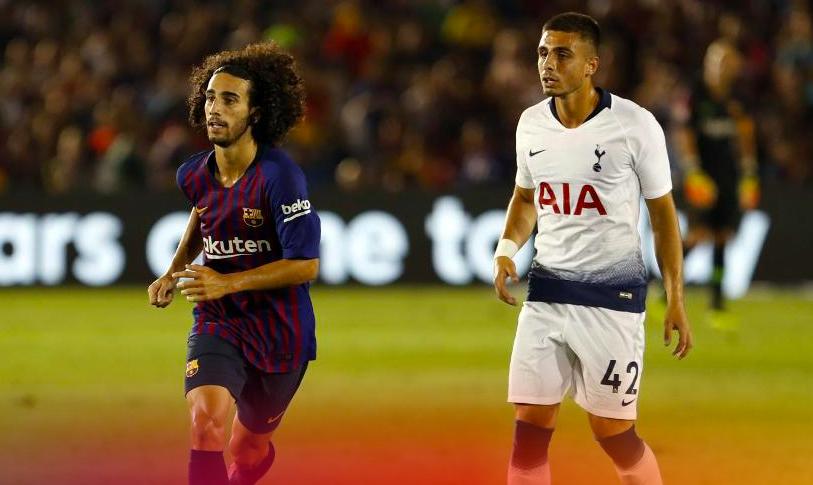 Barcelona resigns Marc Cucurella - Bóng Đá