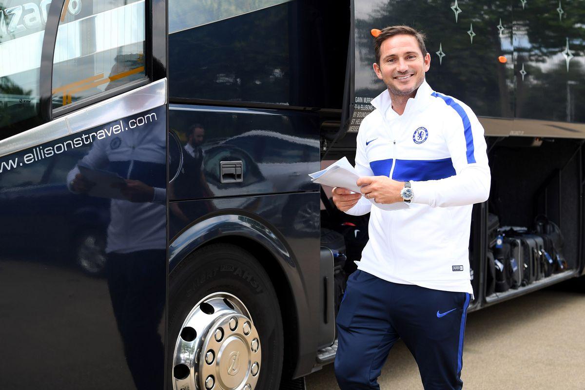 Ảnh Pulisic tập với Chelsea - Bóng Đá