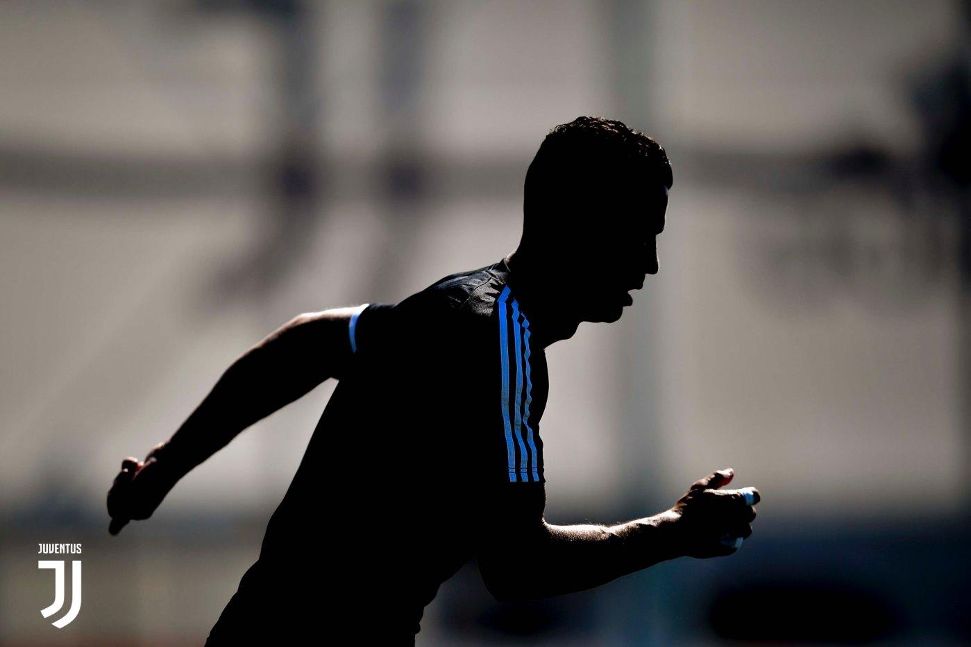 Ảnh tập Ronaldo và Juve - Bóng Đá