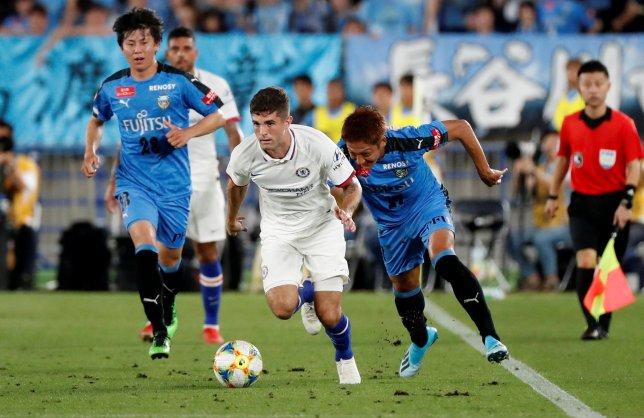 Frank Lampard rates Christian Pulisic's Chelsea debut against Kawasaki Frontale - Bóng Đá