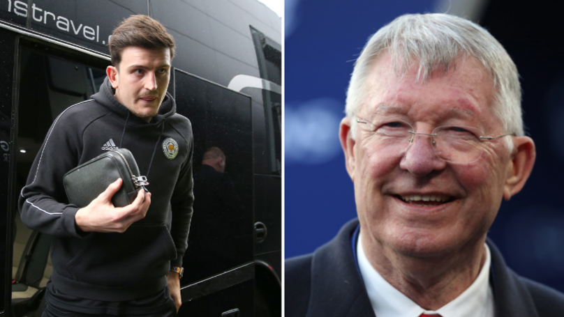 Sir Alex Ferguson's opinion on Man Utd's transfer interest in Harry Maguire - Bóng Đá