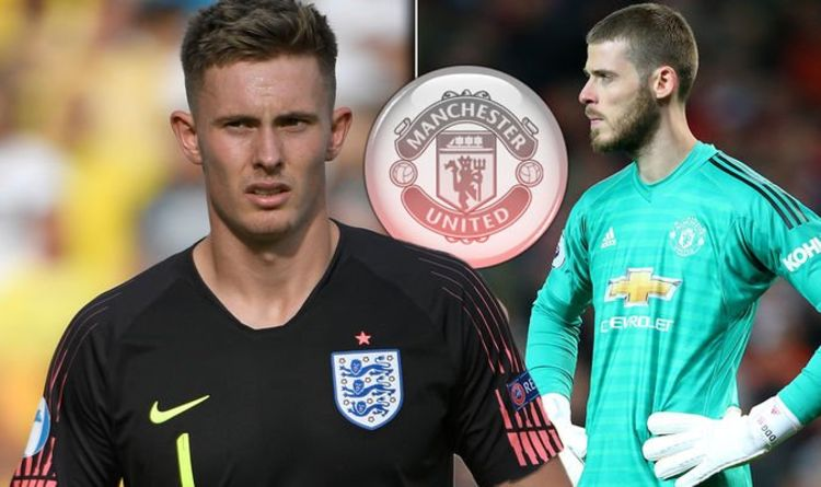 Dean Henderson set for new Manchester United contract and loan switch to Sheffield United - Bóng Đá