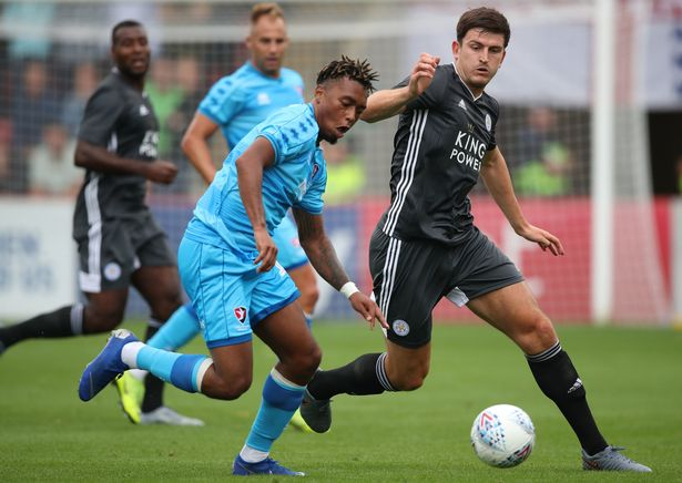 Two Man City players could be axed in bid to beat Man Utd to Harry Maguire transfer - Bóng Đá