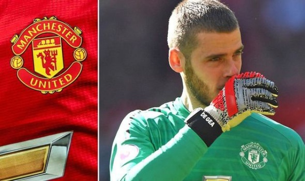 David de Gea agrees six-year Manchester United contract - Bóng Đá