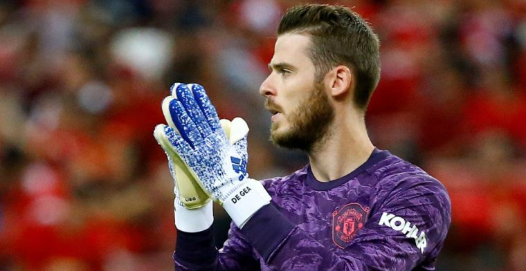 David de Gea agrees six-year Manchester United contract - Bóng Đá
