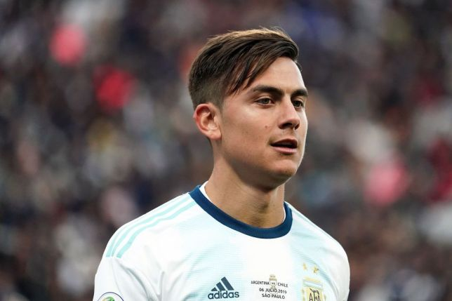 Juventus ready to sell Paulo Dybala to Manchester United on one condition - Bóng Đá