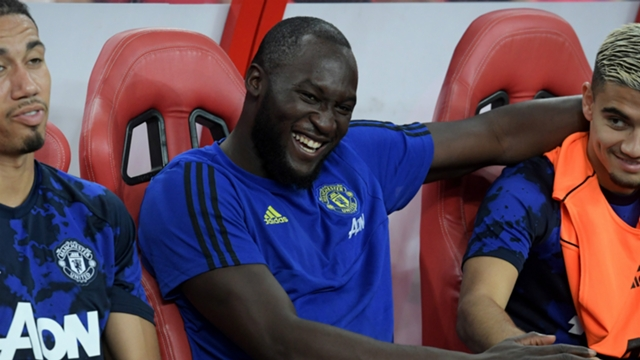 Manchester United tell Inter to hurry up if they want Romelu Lukaku after rejecting initial £54m bid - Bóng Đá
