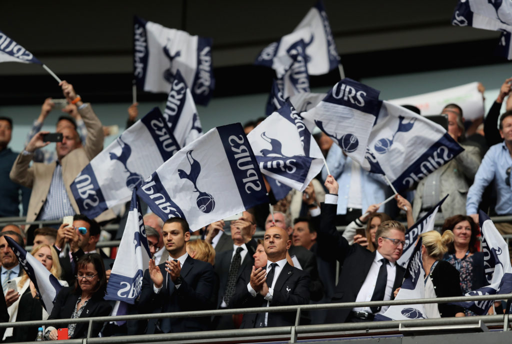 Tottenham confirm £320m AIA sponsorship deal - Bóng Đá